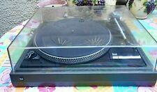 DUAL CS505-1 TURNTABLE CHARCOAL GREY BASE GREAT CONDITION