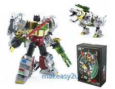 Transformers G1 Style Dinobot Grimlock Voyager 7 inches Action Figure Toy Doll