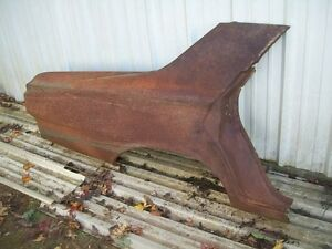 Vintage And Classic Fenders For 1964 For Plymouth Fury For Sale Ebay
