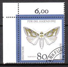 BRD 1992 Mi. Nr. 1604 gestempelt Eckrand 1 TOP!!! (9287)