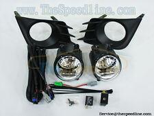10 11 12 13 Scion tC Fog Lamp Light Kit SAE APPROVAL 2011 2012 2013 (Style: OEM)