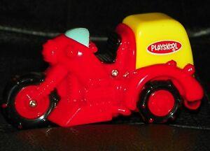 PLAYSKOOL Hasbro Motorcycle WENDY's TRIKE