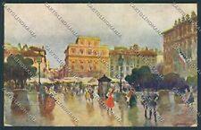 Trieste cartolina C2830 SZG