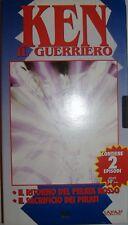 VHS - HOBBY & WORK/ KEN IL GUERRIERO - VOLUME 13 - EPISODI 2