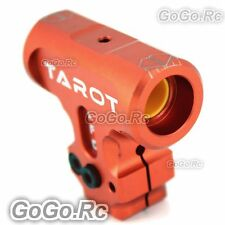 Tarot 600 DFC Parts Main Rotor Housing Orange For RC Helicopter - RH04509-3
