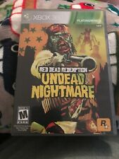 Red Dead Redemption: Undead Nightmare - Xbox 360 Game
