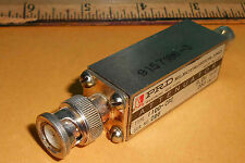 11000S2 PRD ELECTRONICS ATTENUATOR ALT PN:9157186-3  AGE TARNISHED NEW OLD STOCK