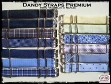 Dandy Nato Premium Cinturini sartoriali da 18-20mm. Handmade sartorial straps.