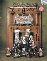 VTG Santa Classic No. 1 - Painting on Unsealed Wood with Acrylics Christmas VGC