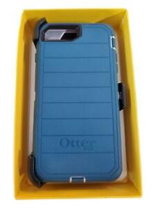 """Otterbox Defender PRO Case + Holster for iPhone 7 Plus iPhone 8 Plus 5.5"""" Black"""