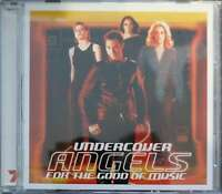 Undercover Angels For The Good of Music CD