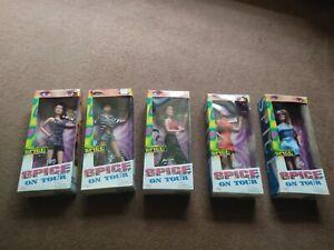 Spice girls on tour dolls