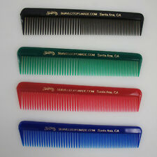 Authentic N.1 SUAVECITO 60 Teeth Durable Pomade Pocket Hair Comb Mix Color NEW