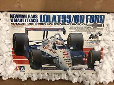 TAMIYA 1/10 RC Newmann- Haas Lola T93/00 Ford Racing Car Model Kit