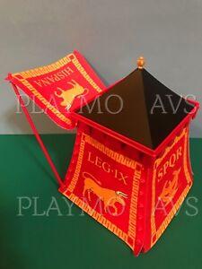 Playmobil lonas tienda medieval torneo romano/ Römer/ Romain/ Roman Praetorian