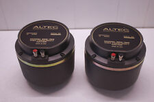 nice pair ALTEC LANSING 288-16G 16ohm Compression Drivers ALNICO