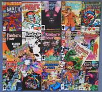 The Fantastic Four - 17 Marvel Comics Job Lot Bundle V.F/Mint PLEASE SEE LISTING