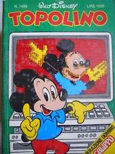 Topolino n°1488 [G.276] - BUONO –