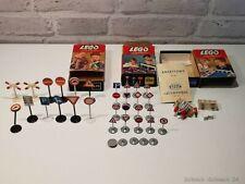 Lego 219, 232, 245 leuchtstein/señales de tráfico colección #37738# #dt #