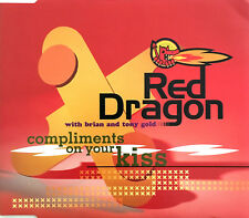 Red Dragon With Brian & Tony Gold ‎Maxi CD Compliments On Your Kiss - Europe