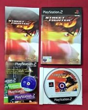 Street Fighter EX3 - PLAYSTATION 2 - PS2 - USADO - MUY BUEN ESTADO