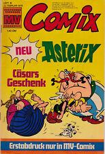MV Comix (Mickyvision) Heft 4/1975