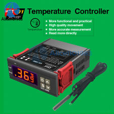 STC-1000 110V-220V All-Purpose Temperature Controller Thermostat Aquarium Sensor