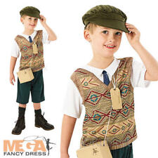 Rubie's Official Evacuee Boy Costume Boys Large