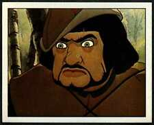 Huntsman #29 Snow White And The Seven Dwarfs 1987 Panini Disney Sticker (C1390)