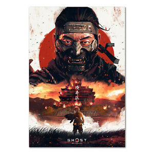 Ghost of Tsushima  - Official Art Work - High Quality Prints