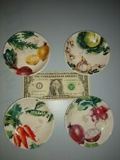 Beautiful Set Of 4 Small Decorative Dishes