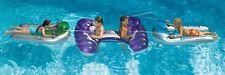 Battle Station Squirter Set for 4 Inflatable Pool Float Games Swimline 90793