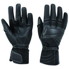 Motorradhandschuhe Germot Ontario Pro Handschuhe schwarz Gr. 6 - 13