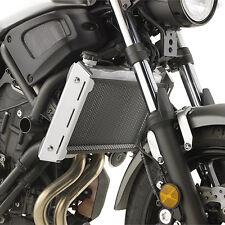 Protección especificación radiador acero inoxidable negro GIVI PR2126 Yamaha