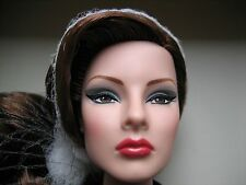Integrity Toys Fashion Royalty Nu Face Energetic Presence Giselle doll NRFB