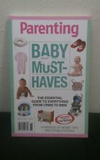PARENTING Baby Must-Haves: The Essential Guide to Everything Cribs to Bibs  (M3)