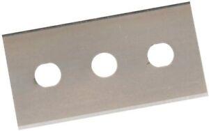 Halogen & Ceramic Hob Oven Glass Scraper Tool Cleaner Non Scratch Blades ( 5 )