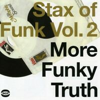 Various Artists - Stax Of Funk-More Funky Truth, Vol.2 [New CD] UK - Import