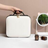 Professional Makeup Suitcase Organizer Cosmetic Bag Large Capacity Storage Case
