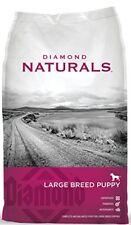 Diamond Naturals Dry Food for Puppy Large Breed Lamb & Rice Formula 40 lb Bag