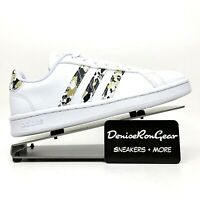 Adidas Womens White Grand Court FX7806 Lace Up Tennis Shoes Size US 6.5