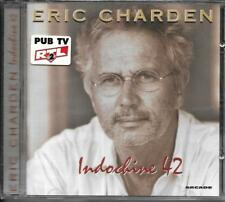 CD 12 TITRES ERIC CHARDEN INDOCHINE 42 DE 1995 NEUF SCELLE