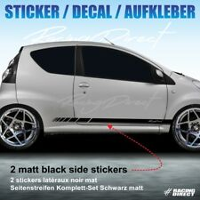 Sticker RACING STRIPE Citroen C1 decal aufkleber adesivi pegatina 996