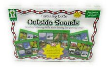 Listening Lotto - Outside Sounds Educational Board Game