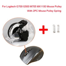 For Logitech G500/S G700/S M705 MX1100 G502 Mouse pulley+2PC Mouse Wheel Spring
