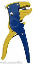 Abisolierzange Kabelschneider Cuttermesser Kabelzange automatisch