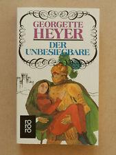 Georgette Heyer Der Unbesiegbare Roman rororo