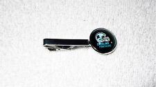 Carolina Panthers Football Team Glass Cover Men's Tie Clip Clasp NFL Sports