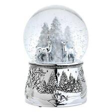 Reed & Barton North Pole Bound Christmas Snowglobe ~ NIB