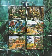 Dinosaurier Cameroon postfrisch 2581